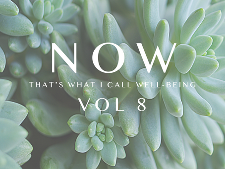 NOW (that's what I call well-being) Vol 8