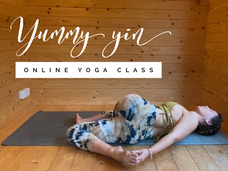 ONLINE CHILLED CLASS | Yummy yin