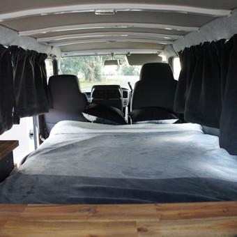 Nissan Caravan Conversion 2017