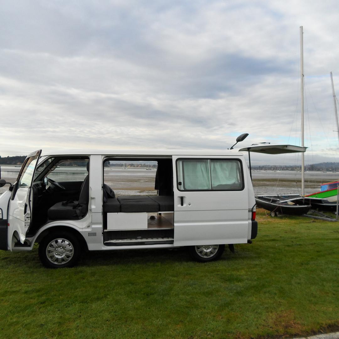 Nissan Mini Van Conversion 2017