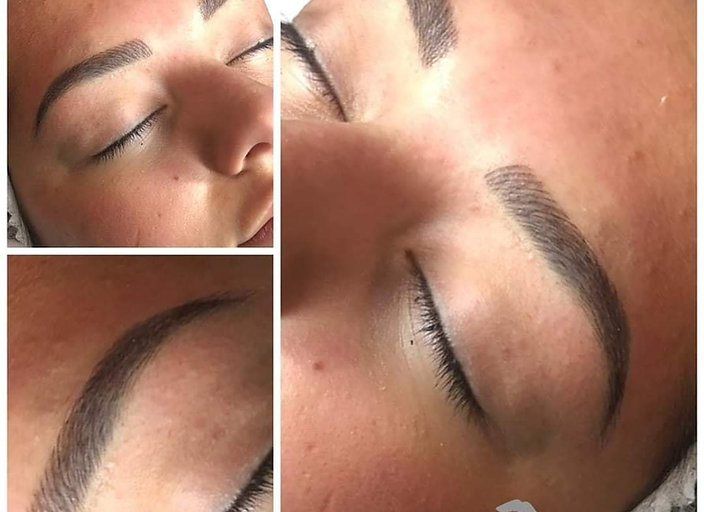 microblading at beautilicious st helens