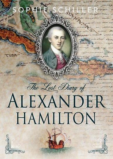 The Lost Diary of Alexander Hamilton_web