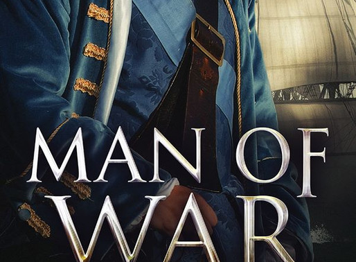 Man of War by T.J. London