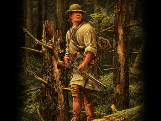 The Legend of Swell Branch, by JR Collins - A Wilderness Adventure