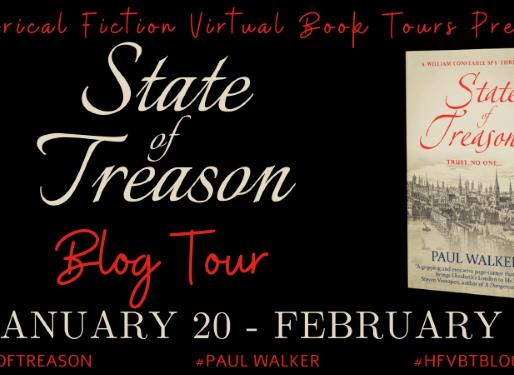 State of Treason by Paul Walker