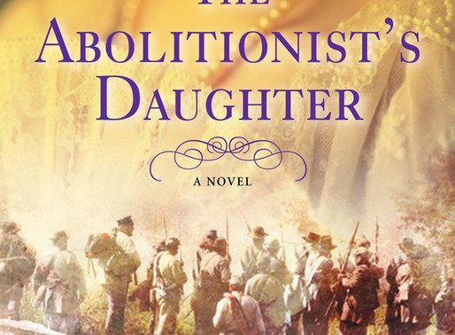 The Abolitionist's Daughter by Diane C. McPhail