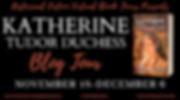 Katherine Tudor Duchess_Blog Tour Banner