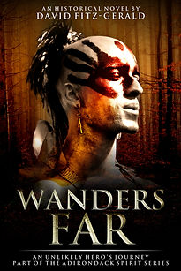 Wanders Far a historical novel by David Fitz-Gerald