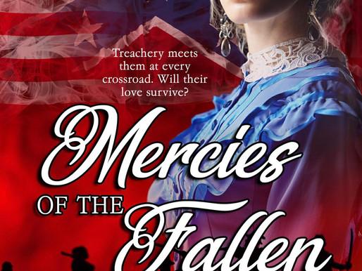 MERCIES OF THE FALLEN - American Civil War Brides: Book 2, by Eileen Charbonneau