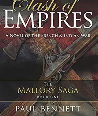 Clash of Empires by Paul Bennett