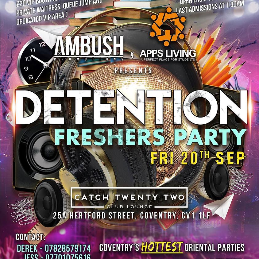Ambush x Apps Living Freshers Party 2019