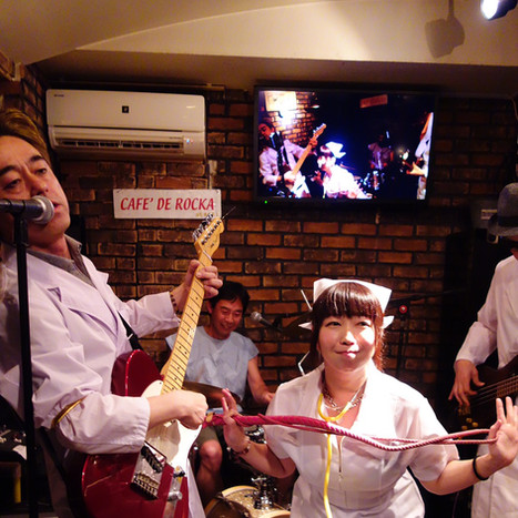 Live at Cafe de Rocca Nurse ver.2