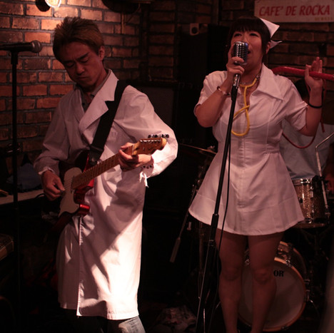 Live at Cafe de Rocca Nurse ver.4