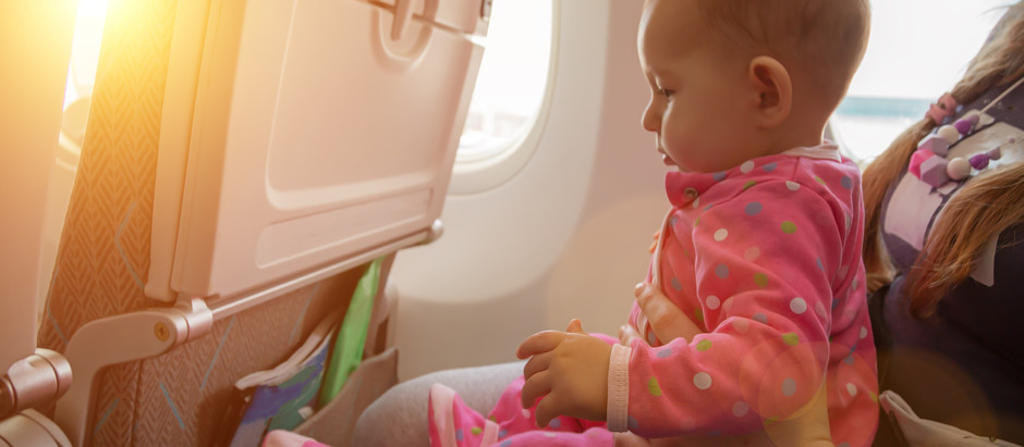 11 things I learned flying long-haul with my baby