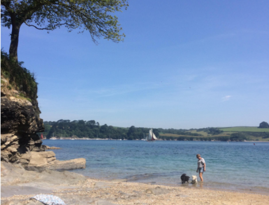 My favourite family holiday: Helford, Cornwall