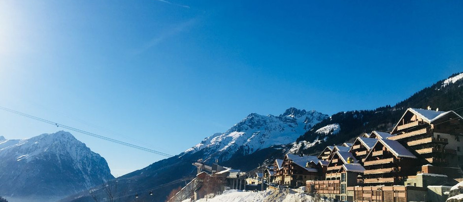 Vaujany: A hidden gem in the French Alps