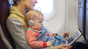 You can now hire in-flight nannies! Would you?