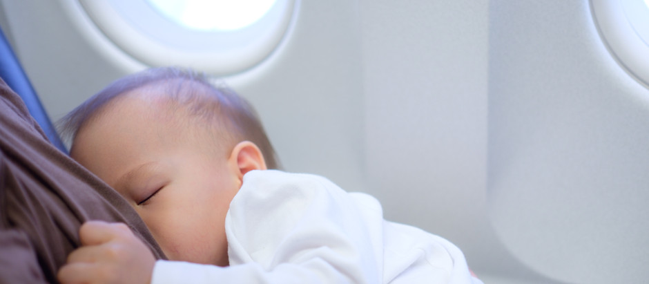 Were KLM wrong to ask breastfeeding mums to cover up?