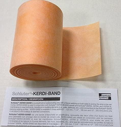 """SCHLUTER KERDI-BAND - 5"""" X 16'5"""""""