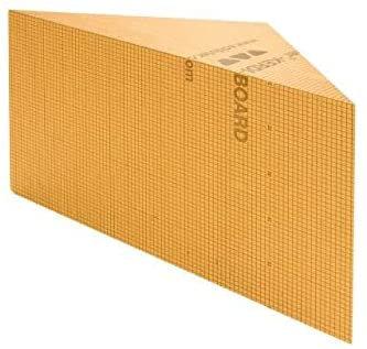 Schluter KERDI-BOARD-SB Triangular Shower Bench KBSB610TA