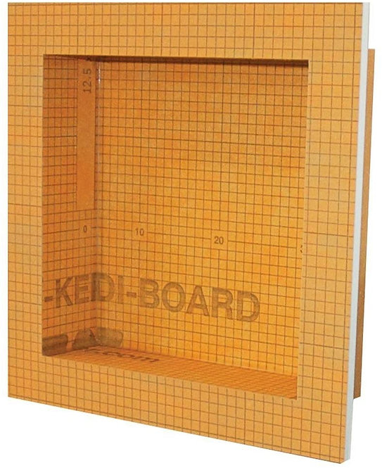 "Schluter KERDI-BOARD-SN: Shower Niche 12""x12"""