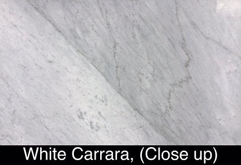 WHITE CARRARA #A14