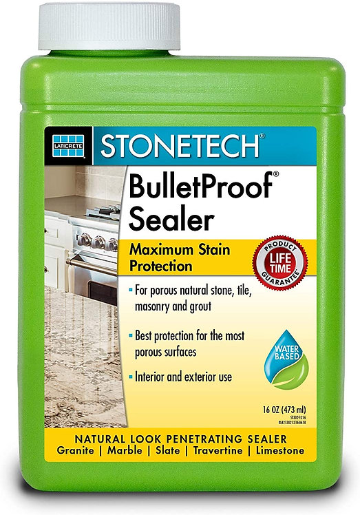 StoneTech BulletProof Sealer, 1-Pint (.473L)
