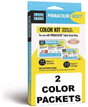 Permacolor Select Grout Color Kit (40+ Colors Available) (Latte)