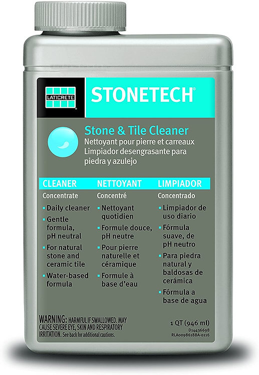 StoneTech All-Purpose Daily Cleaner for Stone & Tile, 1-Quart (.946L)