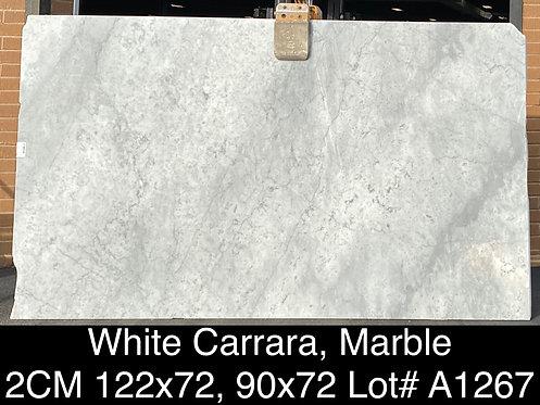 WHITE CARRARA CD 2CM Polished