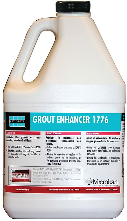 Laticrete 1776 Grout Enhancer 47oz - Anti-Microbial