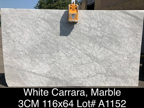 WHITE CARRARA-C-3CM-POLISHED