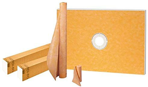 "Schluter Kerdi-Shower Kit 38"" x 60"", No Drain/No Flange"