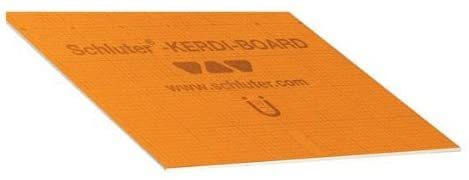 "Schluter Kerdi-Board 3/16"" x 48"" x 64"" - Bundle of 10"