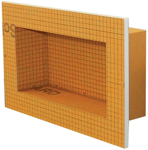 "Schluter Kerdi Board 12""x6"" Shower Niche"