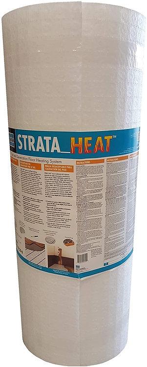 Laticrete STRATA HEAT Mat - Uncoupling Membrane Roll - 150 sq ft