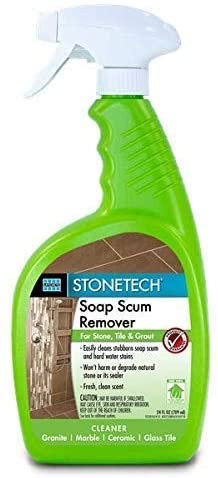 StoneTech Soap Scum Remover, Cleaner for Natural Stone, 24-Ounce