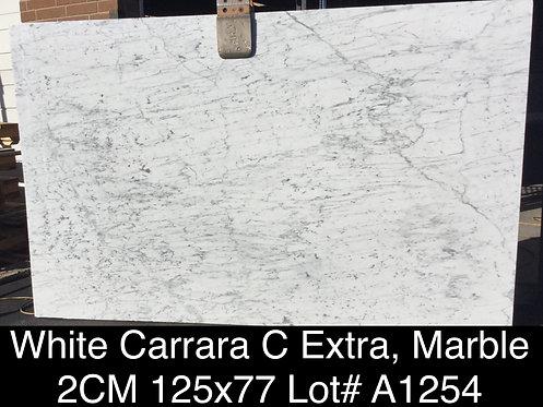 WHITE CARRARA C EXTRA POLISHED 2CM - A1254
