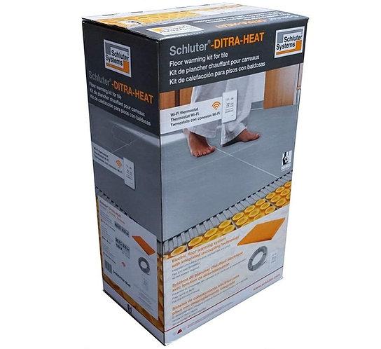 Schluter DITRA HEAT KIT w/ Wi-Fi Thermostat