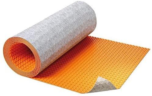 "Schluter DITRA-HEAT-DUO-TB Insulation Control Membrane Roll 108 sqft, 3'3"" x 33'"