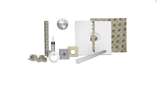 Laticrete HYDRO BAN® Shower Pan Kit