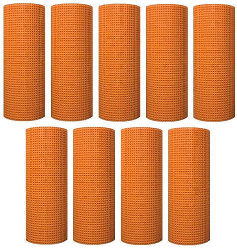 "Schluter Systems Ditra XL 5/16"" Underlayment 175 sq ft Roll - 9 Rolls"