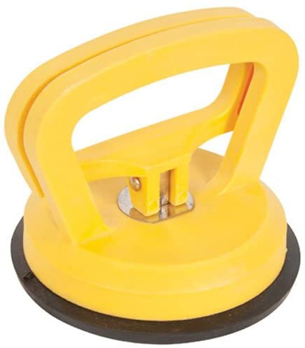 QEP 75000Q 4-7/8 Inch Suction Cup for Handling Large Tile and Glass