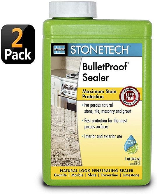New StoneTech Bulletproof Sealer, 1-Quart (.946L) Pack of 2