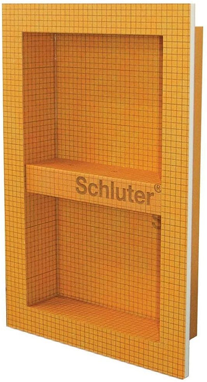"Schluter KERDI-BOARD-SN: Shower Niche (with shelf) 12""x20"""