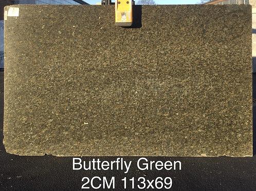 Butterfly Green #CL014