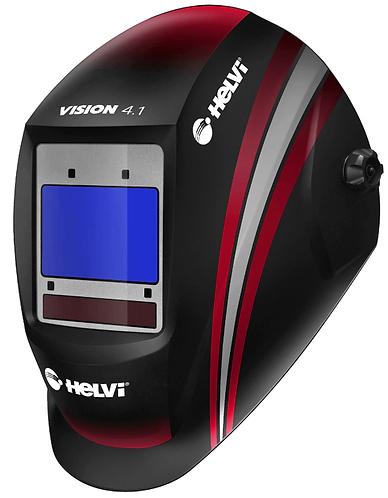 Maschera da saldatura  automatica Helvi Vision 4.1