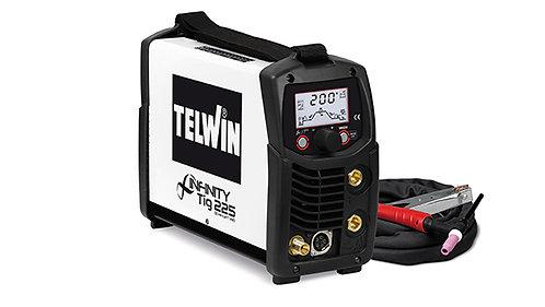 Infinity TIG 225 DC HF/Lift VRD Pulsata 230V Telwin + Pinza porta elettrodo