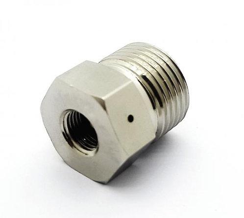 Adattatore Standard per bombole usa e getta con Passo 10x1
