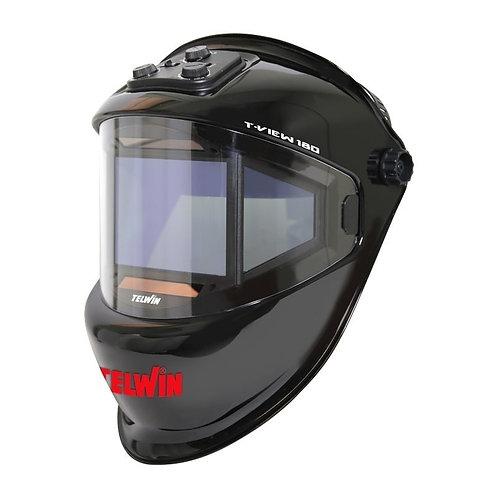Maschera da saldatura Telwin auto-oscurante Vision 180 DIN 4-12